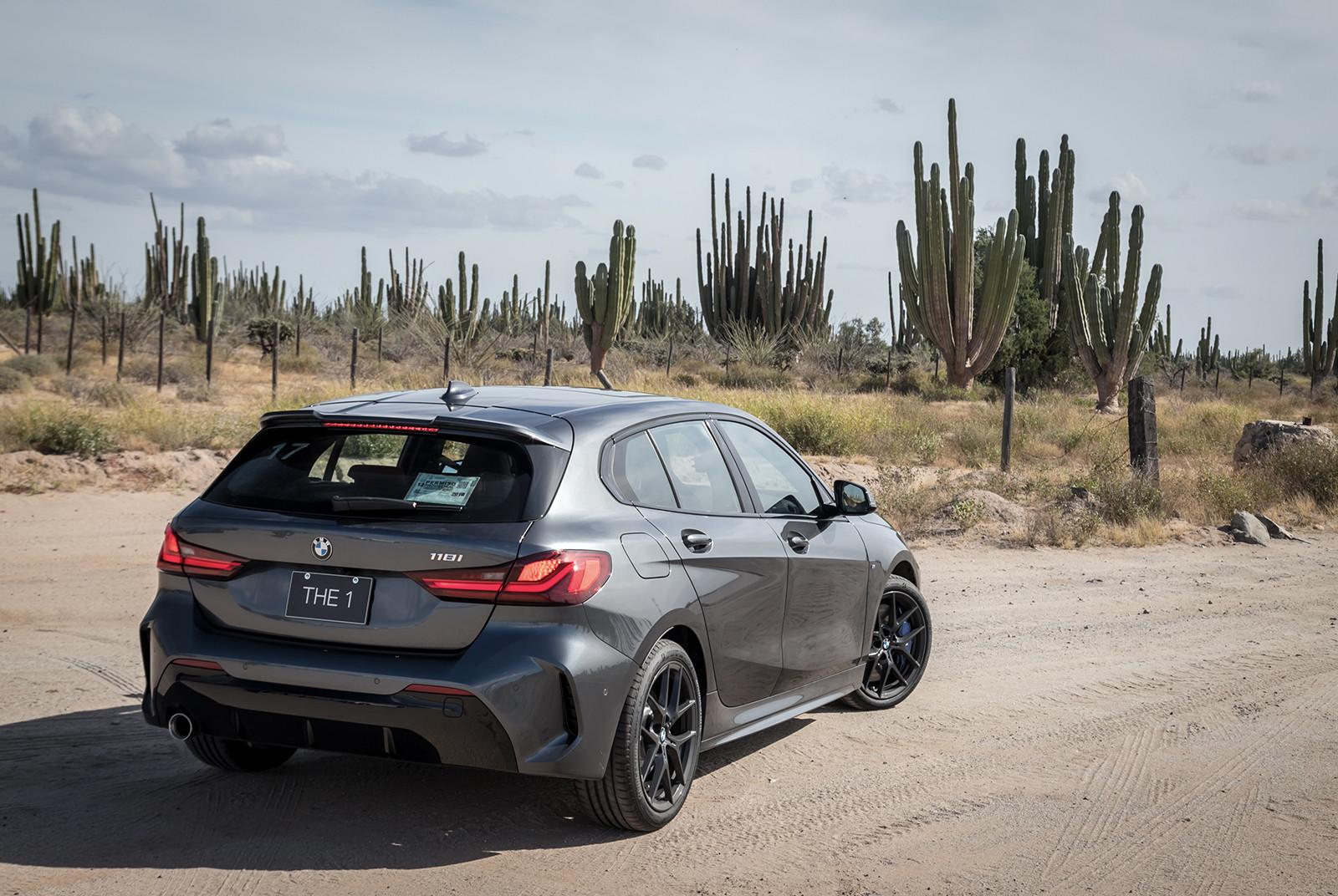 Foto de BMW 118i M Sport (lanzamiento) (12/23)