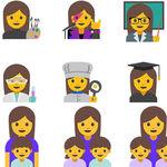 Estos son los nuevos emojis introducidos en Android Nougat 7.1