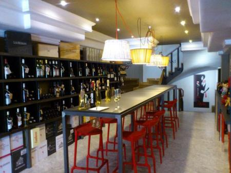 Luxe à Côté. Vino, moda y glamour en una vinoteca muy especial