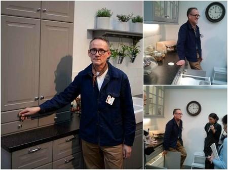 Nuevas cocinas METOD de Ikea, con Gerry Dufresnes en Decoesfera