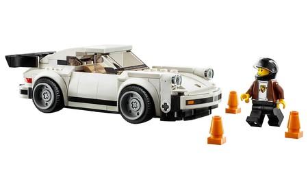 LEGO Porsche 911 Turbo 930