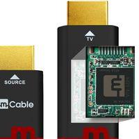 ¿Un cable HDMI que tiene anti-aliasing para juegos incorporado? Eso es lo que promete este modelo de Marseille