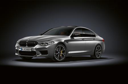 ¡Oficial! El BMW M5 Competition 2018 es una bestia de 625 CV y esconde muchos secretos más