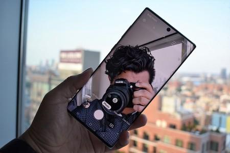 Samsung Galaxy Note 10 Note 10 Plus Primeras Impresiones Camara Frontal