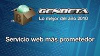 Lo mejor de 2010: servicio web más prometedor
