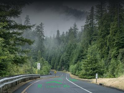 El WayRay Navion es un GPS holográfico para tu parabrisas