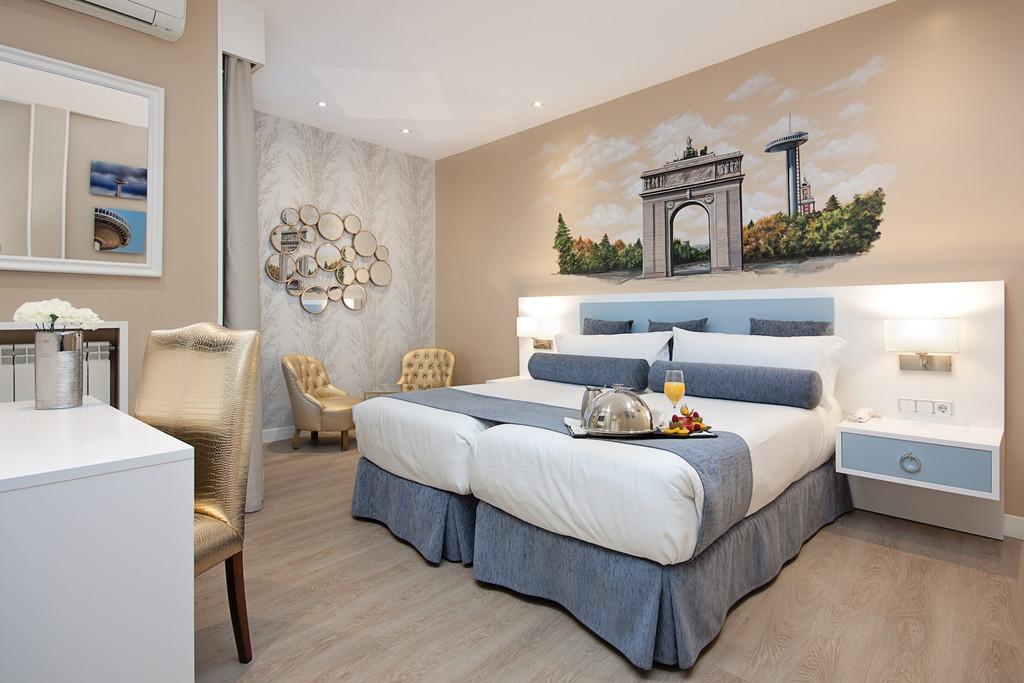En agosto reabre el hotel Mayorazgo, con su peculiar estilo inspirado en el arte más castizo de Madrid