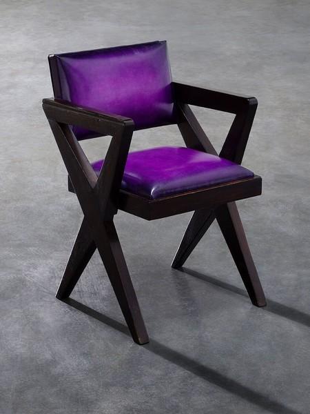 Berluti Invade Nuestro Espacio De Color Con Su Nueva Coleccion De Muebles De La Mano De Pierre Jeanneret 12