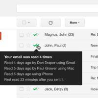 MailTrack, el doble check para Gmail, ya tiene extensión de Firefox