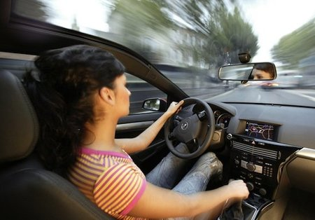 ¿Por qué las mujeres causan tanta congestión de tráfico? (I)