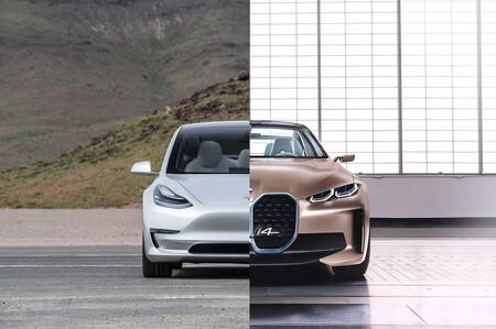 Al final Tesla sí que está siendo disruptiva entre los coches premium, y en BMW no saben cómo pararle los pies