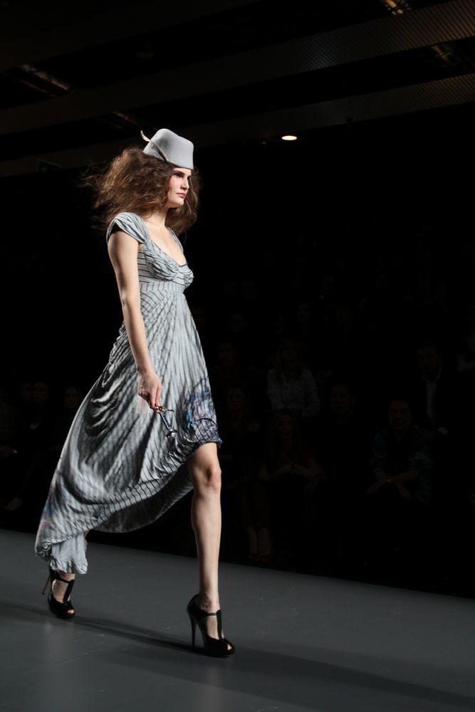 Foto de Alma Aguilar en la Cibeles Madrid Fashion Week Otoño-Invierno 2011/2012 (60/126)
