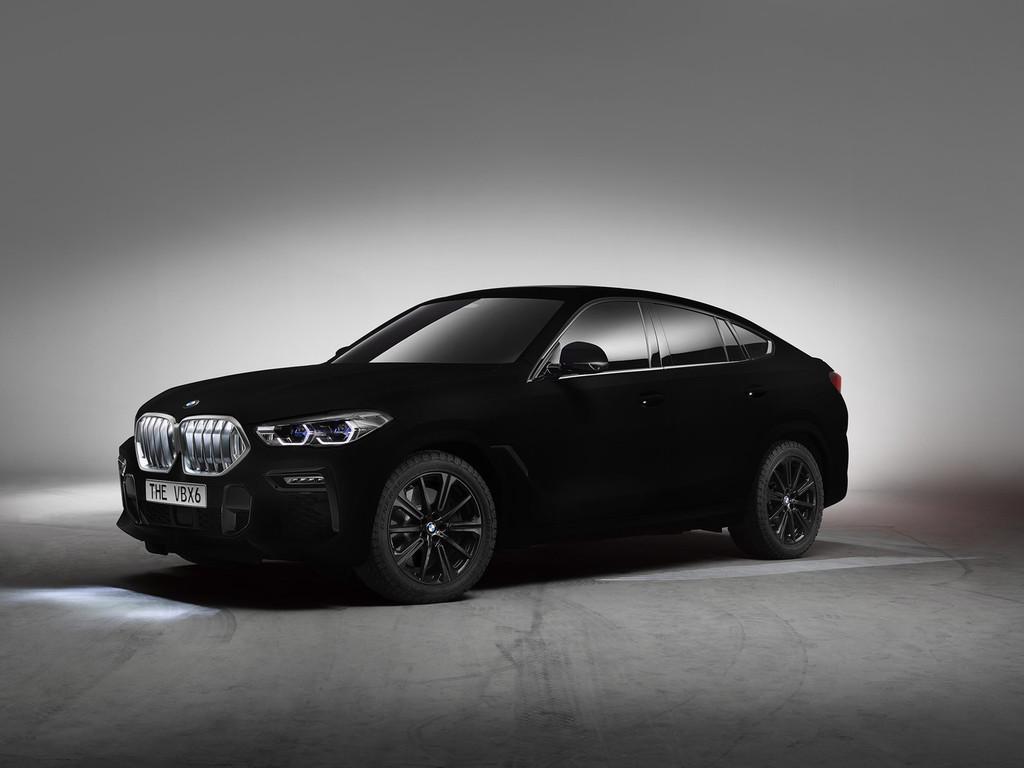 Este BMW X6 es el coche