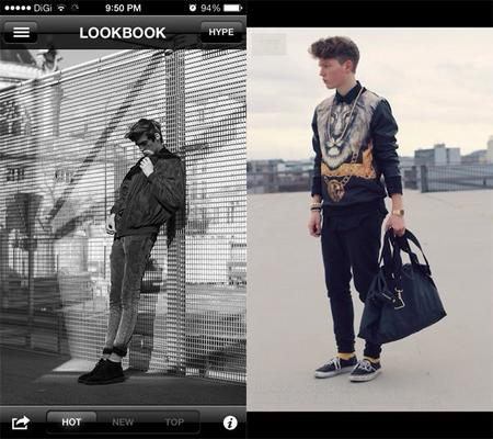 Apps Fashion Lookbook