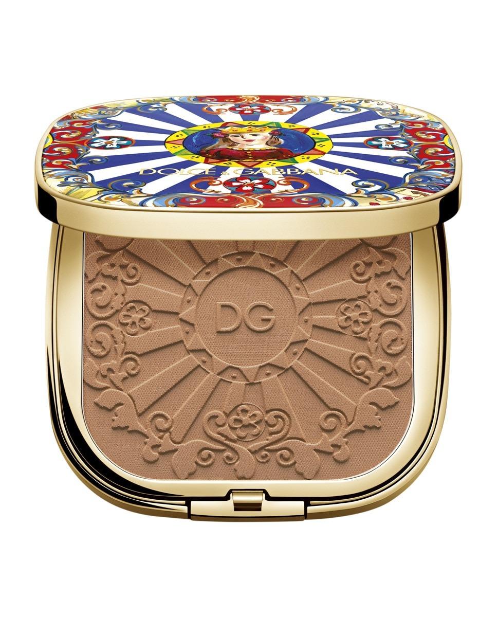 DOLCE & GABBANA Polvos bronceadores Solar Glow Ultra-Light Bronzing Powder Dolce & Gabbana