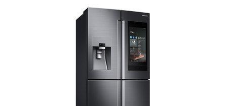 El nuevo refrigerador inteligente de Samsung ahora podrá controlar toda la casa, recomendar recetas y servir como altavoz Hi-Fi