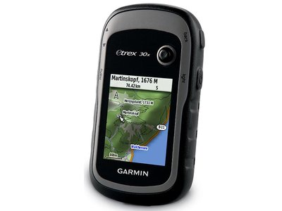 Black Friday: GPS de aventura Garmin eTrex 30x, por 139,95 euros en Amazon