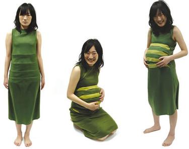 Vestido de pre (y post) mamá