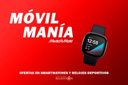 La Móvil Manía de MediaMarkt trae ofertas en relojes deportivos y smartwatches: seis alternativas al Apple Watch para deportistas