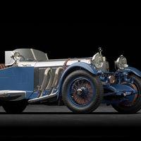 Porno para petrolheads. El coche más fino del mundo, un Mercedes S Barker 1929, en imágenes