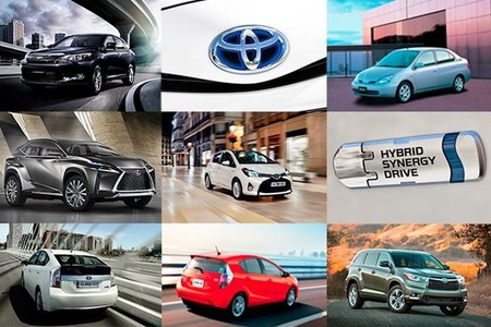 Toyota Group Hybrids
