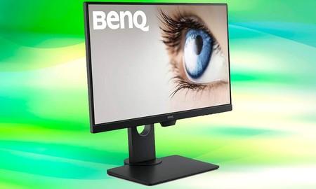 Ahorra 45 euros estrenando monitor de trabajo con el BenQ GW2480T: en Amazon por 143,99 euros