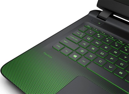 Hp Pavilion Gaming Notebook Keyboard