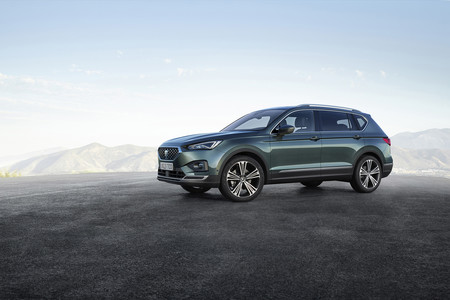 Seat Goes Big With The New Seat Tarraco 001 Hq