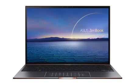 ASUS ZenBook S (UX393): diseño untradelgado y una pantalla renovada para un portátil que presume de los nuevos chips de Intel