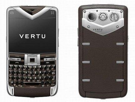 Vertu Constellation Quest, el primer smartphone de lujo con teclado QWERTY