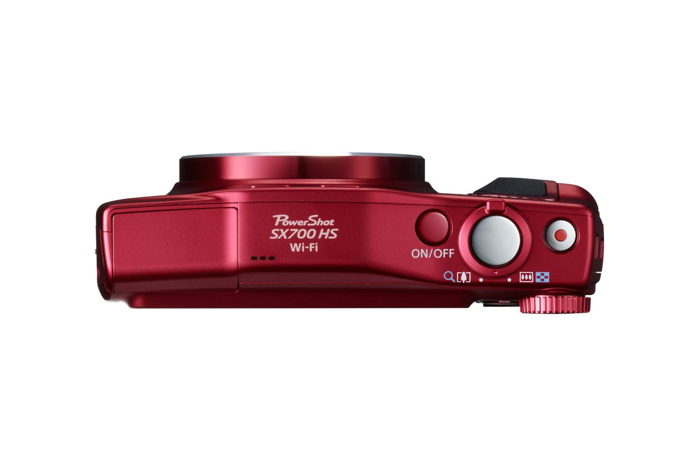 Foto de Canon PowerShot SX700 HS (2/8)