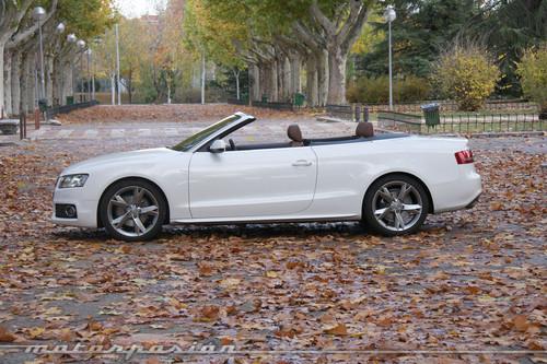Audi A5 3.0 TDI Cabrio, prueba (parte 4)