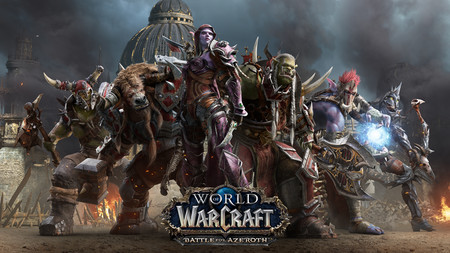 World Of Warcraft Battle For Azeroth 06