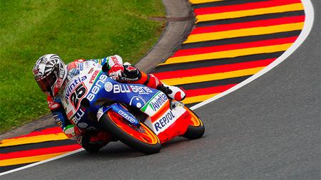 Maverick Viñales Sachsenring