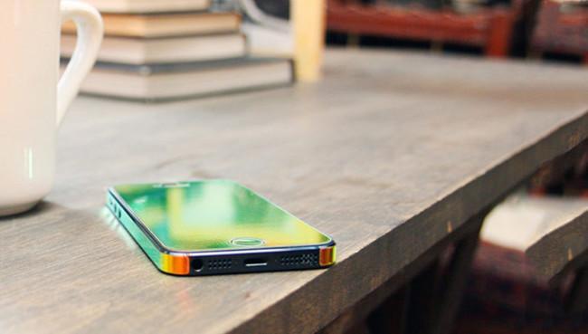Aurora iPhone 5