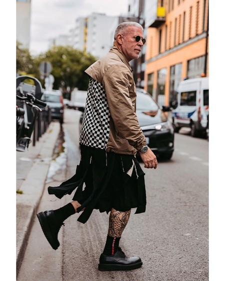 El Mejor Street Style De La Semana Paris Fashion Week Mens Spring Summer 2020 17