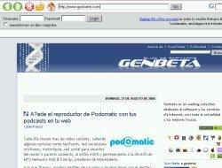 Palary, el navegador web en la web