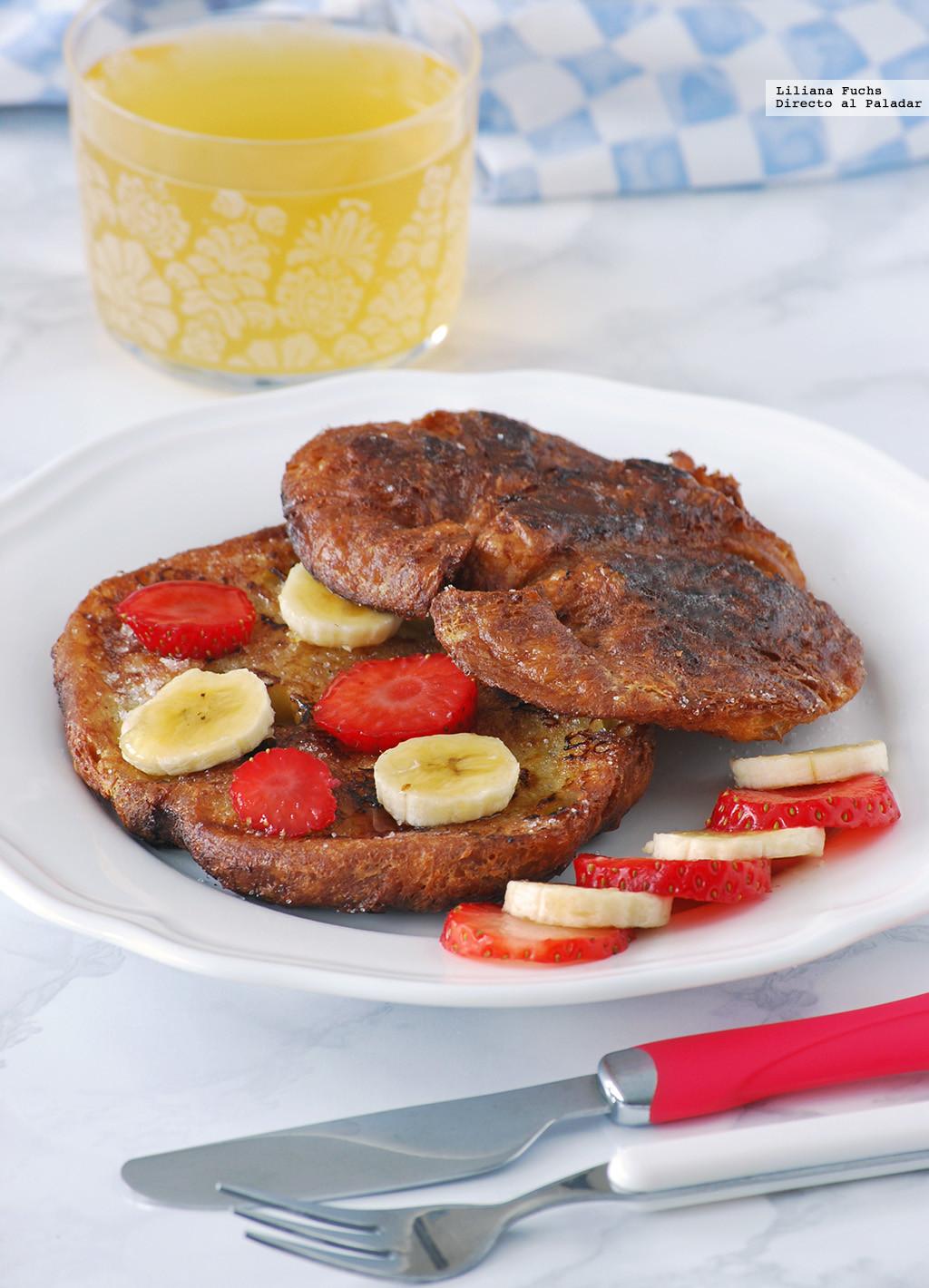 Desayunos rom nticos 63 recetas para celebrar san valent n - Desayunos en casa ...