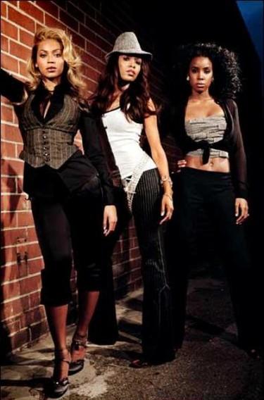 Beyoncé vuelve al negocio familiar: las Destiny's Child sacan disco