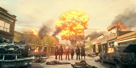 'The Umbrella Academy': esta espectacular escena de la temporada 2 de la serie de Netflix nos adelanta el nuevo fin del mundo