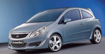 Opel Corsa Irmscher 2007