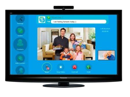 Skype da el salto del ordenador a los televisores y los teléfonos móviles