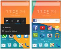 Windows Phone con aspecto KitKat o iOS 7, también es posible con aplicaciones