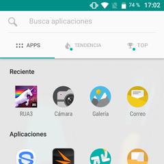 Foto 4 de 13 de la galería software-wiko-u-pulse en Xataka Android