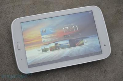 Hyundai T7, una nueva tablet de Hyundai que bien podría ser un Galaxy SIII con gigantismo