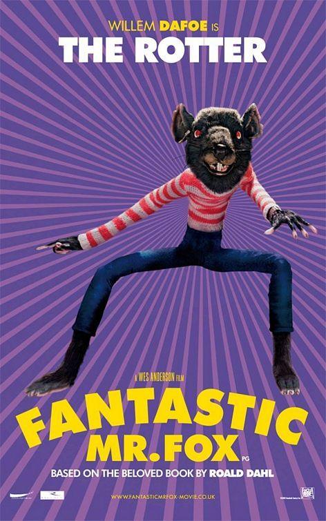 Foto de 'Fantastic Mr. Fox', carteles (5/8)