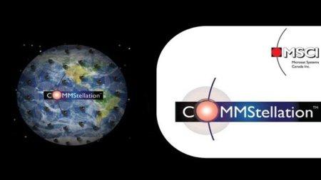 COMMStellation, la red de satélites que dará acceso a Internet a todo el planeta