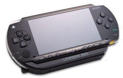 Otro adaptador Bluetooth para la PSP