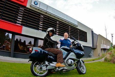 Concesionario BMW Vancouver
