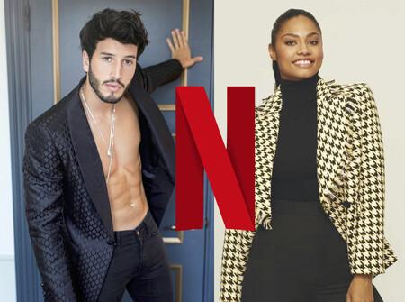 Nia ('OT 2020') y Sebastián Yatra, protagonistas de la nueva serie musical de Netflix dirigida por Manolo Caro ('La Casa de las Flores')